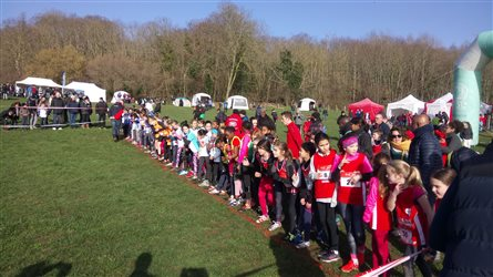Championnats de l'Oise de Cross Country